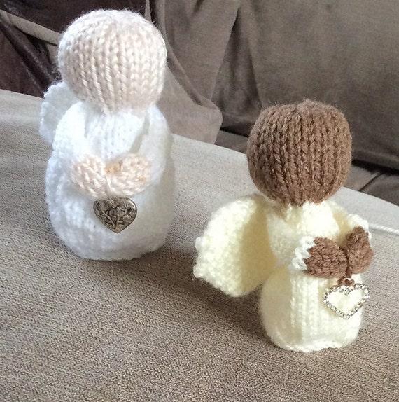 guardian angel knitting pattern instant download