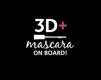 3D+ Mascara