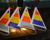 Jan. Sails 2016 (set of 4)