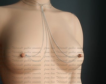Nipples jewelry , Nipple piercing Jewelry,  (m14 ch2)