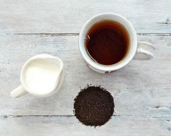 Organic Irish Breakfast Black Tea • 4 oz. Tin • Hearty Luxury Loose Leaf Blend