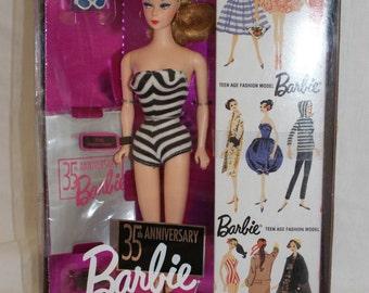 35th Anniversary Blond 1994 Barbie Doll