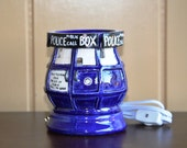 Police Box Tart Warmer