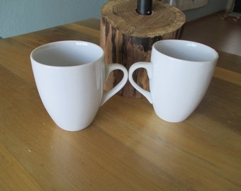 Vintage Espresso/Demitasse Coffee Cups - Set of Two