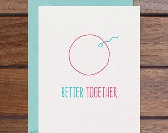 Better Together (Letterpress)