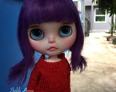 Reserved for little k/Custom Blythe Doll by Stablehouse No.162