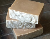 Shampoo Bar Soap with Apple Cider Vinegar Cocoa Butter, 6 oz Handmade Luxury Soap Bar for Hair and Body Essential Oil Scented Unisex Soap