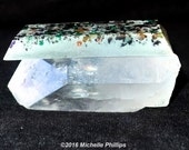 Protection Bar Orgonite - Protects against Psychic Attack-Negative Energy-EMF Energies and Provides Physical and Psychic Protection