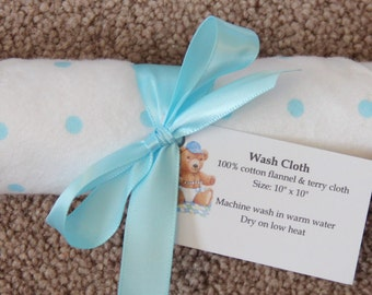 Baby Wash Cloth #22B-922