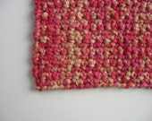 thick hand-dyed cotton pot holder