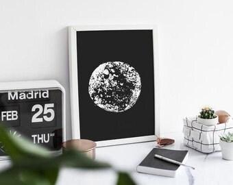 A3 Modern Print