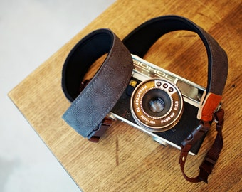 iMo Dark Grey Strap with quick release buckles for DSLR / SLR
