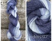 Gradient Dyed Yarn, SW Merino/Bamboo/Nylon, Sock Yarn, Hand Dyed Yarn