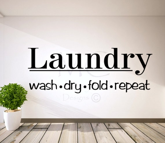 Laundry Room Wall Appliques Fascinating Laundry Room Decals Laundry Room Signs Laundry Room Decor Review