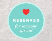 Custom Love is in the Air Card - Anniversary Card - Reserved