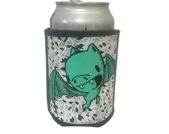 bat can coolie, bat can cooler, drink holder, bat can holder
