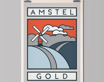 ROUTES - Amstel Gold