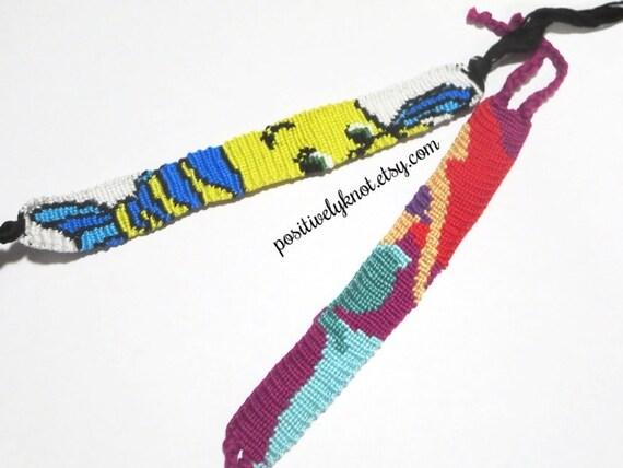 disney the mermaid friendship bracelet set ariel and