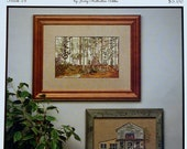 50% OFF Judy Milhollin Gibbs TRAVEL with HOLLIE Designs Fourth Edition Forest Trees  - Counted Cross Stitch Pattern Chart