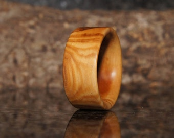 Wooden Ring Size 11 - Olive Wood Ring