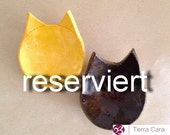 2 Cat Bowls - reserved for Nataly