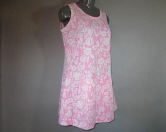 SALE***1960''s Skort Playsuit / JANTZEN Romper // Summer Jumpsuit // One Piece Shorts Top...old size 16