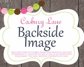 Casbury Lane Add-On-Adding the Backside of An Image