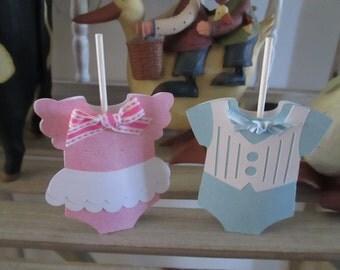 Boy or Girl Lollipops  Set of 20