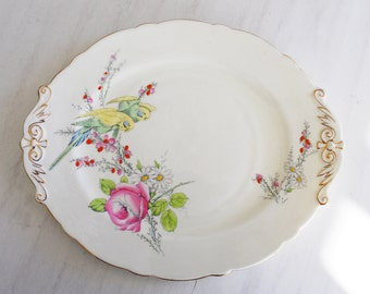 Paragon Princess Margaret Rose Cake Plate