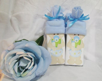 Baby Shower Favors  - Baby Shower Favor - Party Favors - Baby Shower - Personalized Favors -  just for you!  Baby bars-boy or girl!