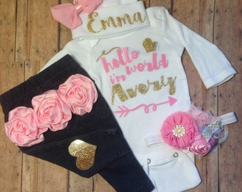 baby, girl, take home outfit, girl, coming home outfit, baby girl, baby girl take home outfit, hospital outfit, newborn girl outfit, girl