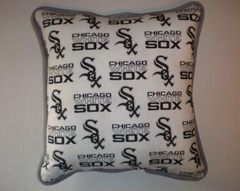 Chicago White Sox Baseball Pillows