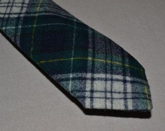 Pendleton® Tie Necktie - Tartan Plaid Tie - pendleton mens or womens accessories - scottish plaid