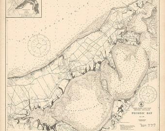 Peconic Bay – 1920