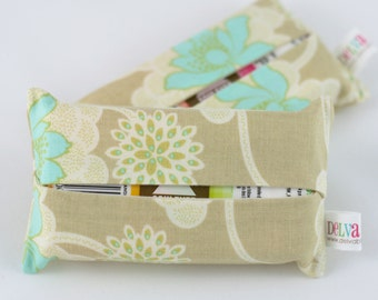 Pocket Tissue Cover, Travel Size Kleenex Pack Cover, Hostess Gifts under 10, READY TO SHIP