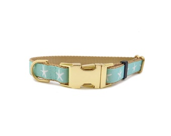 Puppy Nautical Dog Collar
