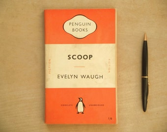 an analysis of scoop a book by evelyn waugh
