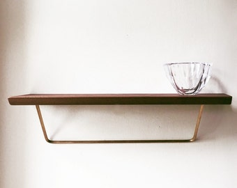 Classic shelf - modern classic shelving unit.