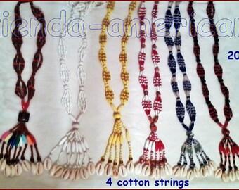 SANTERIA Yoruba. Mazo's necklace  for Orishas. collar de mazo para Orisha. Regla de osha.