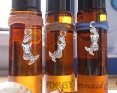 Mermaid Perfume Oil ~ Essential Oil Roll On ~ Bath And Beauty Fragrance ~ Natural Perfume ~ Organic Perfume From Distracting Me