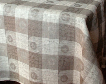 Linen Tablecloth Tablecloths Linen Gray Linen Table Gray Tablecloth Large Tablecloth Linen Table Cloth Square Tablecloth