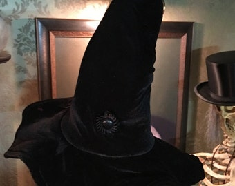 Witch Hat Black From Harry Potter