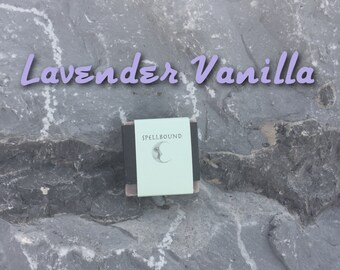 Spellbound Lavender Vanilla Bar Soap By Dovemacob All Natural