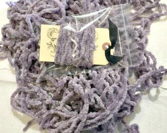 Hand-Dyed 100% Cotton Jumbo Chenille - Anemone