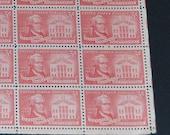 US stamps #1086    10 Mint Stamps  1957 Alexander Hamilton