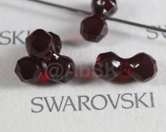 4 pieces Swarovski Element 5150 11mm Modular Crystal Beads - Crystal Siam