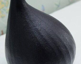 OOAK Ceramic Fig Sculpture
