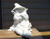 Large Sitting Gnome