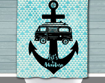 Camper curtains – Etsy
