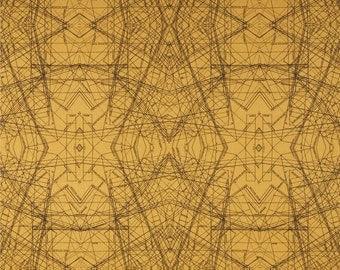 Art Gallery Spirodraft Voile 1/2 yd Cut
